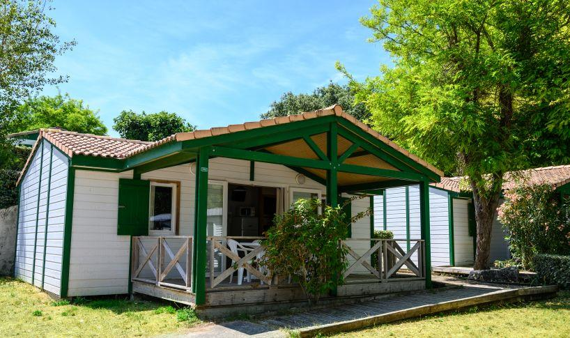 Location - Chalet Oyat Pmr - Camping Les Gros Joncs