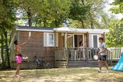 Location - Mobil-Home Super Mercure Famille - Camping de Fréaudour