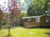 Rental - Mobile Home Suitable Mental Or Hearing Disability - Camping de Fréaudour