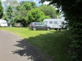 Pitch - Pitch + 1 Vehicle + Tent Or Caravan - Camping de Fréaudour