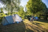 Pitch - Pitch + Tent/Caravan/Camping-Car Without Electricity - Camping Sites et Paysages DE L'ÉTANG
