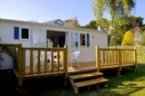 Rental - Mobile Home O'hara 30M² - AIROTEL Camping LES RAGUENES PLAGE