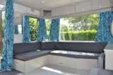 Rental - Mobile home SIMPLY ECO 25.5m² - AIROTEL Camping LES RAGUENES PLAGE