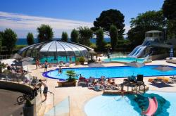 Establishment Airotel Camping Le Raguenes Plage - Nevez