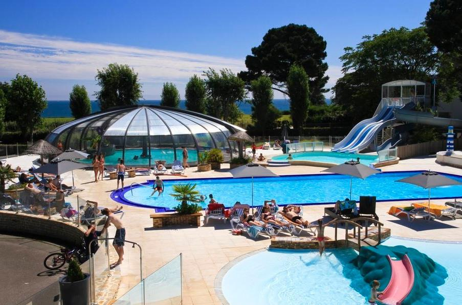 Establishment Airotel Camping Les Raguenes Plage - Nevez