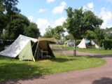 Pitch - Pitch NATURE 90 / 110m² - Airotel Camping Etang des Haizes