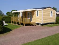 MOBIL-HOME 32m² - 3 chambres -