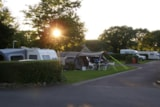 Pitch - Hard Standing Pitch for MotorHome - Airotel Camping Etang des Haizes