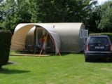 Rental - COCO SWEET 16m² - without bathroom - - Airotel Camping Etang des Haizes
