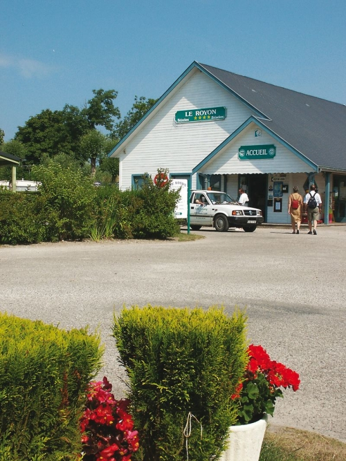 Camping le Royon, Fort-Mahon-Plage, Somme