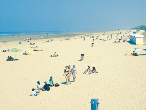 Beaches Airotel Camping LE ROYON - Fort-Mahon-Plage