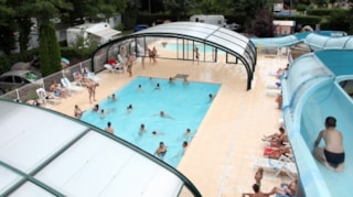 Camping Beau Rivage - Bellerive sur Allier