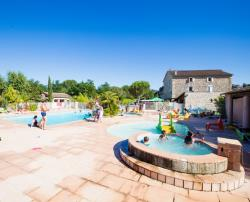 Establishment Camping La Nouzarède - Joyeuse