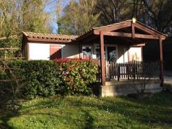 Chalet STAR HAVITAT 35 m² (1 cama doble + 2 camas individuales + 2 literas)