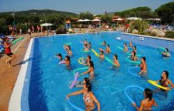 Entertainment organised Eurocamping - Sant Antoni De Calonge