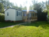 Rental - Mobile-home 17 - Camping Les Pommiers des 3 Pays