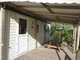 Rental - Mobile-home 14 - Camping Les Pommiers des 3 Pays