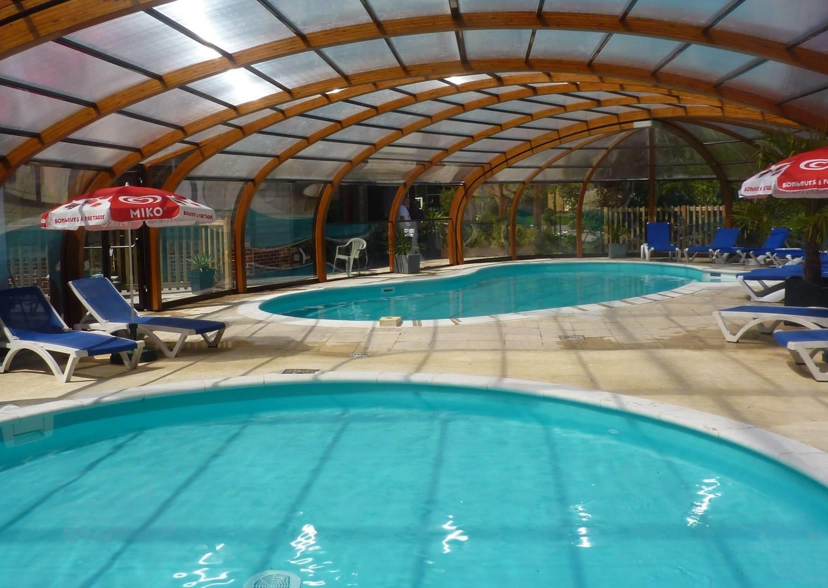 Mare, piscina Camping Les Pommiers Des 3 Pays - Licques