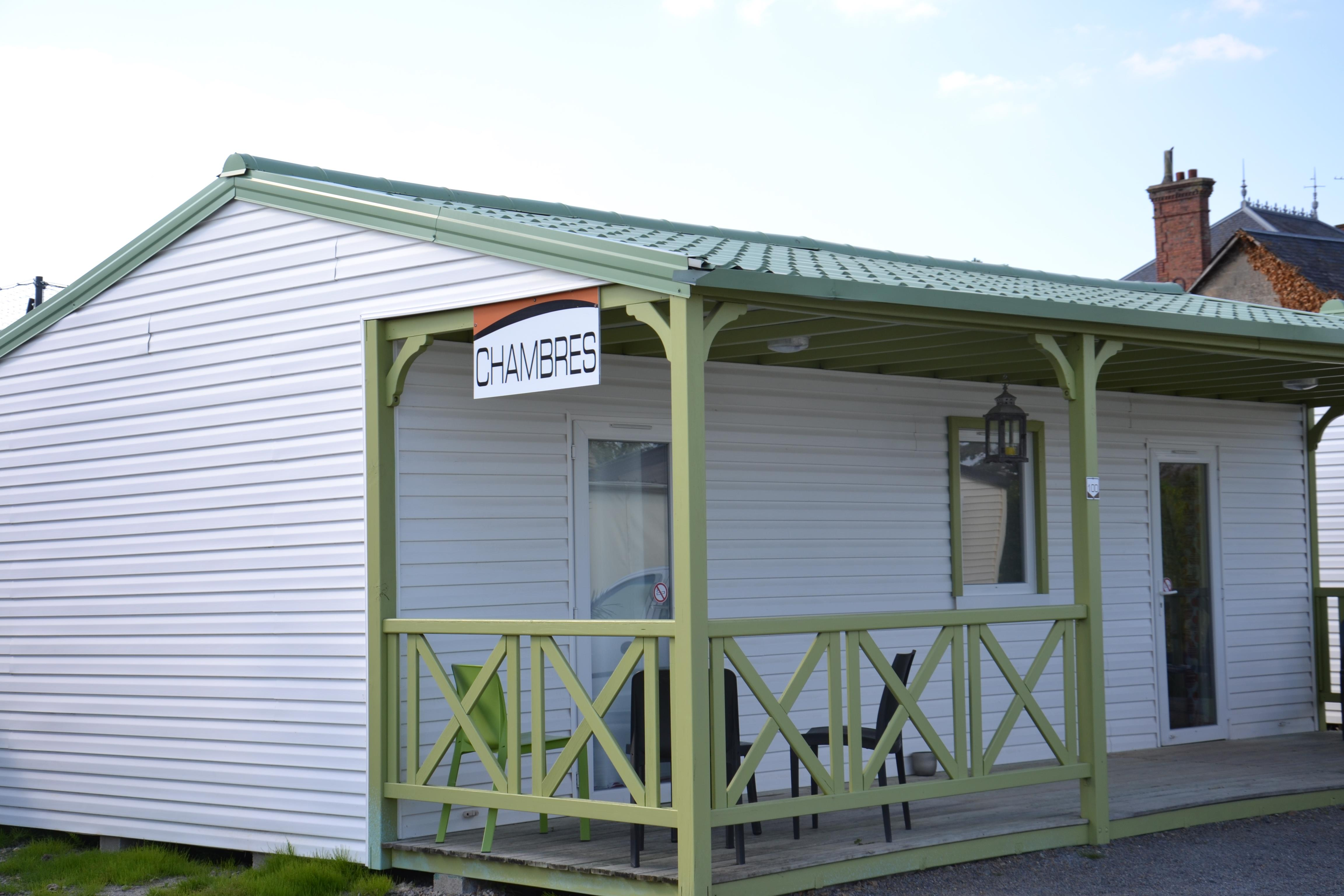 Chambre - Chambre - Camping Aux Pommiers