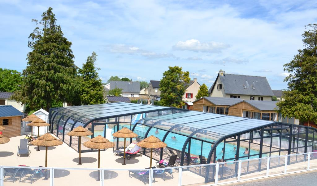 Camping aux Pommiers ****