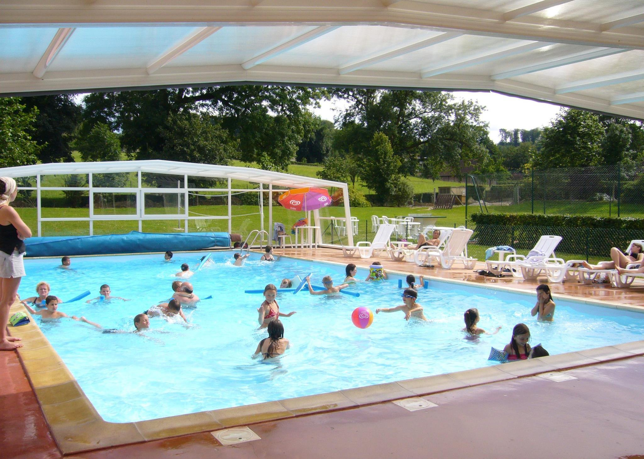 Etablissement Camping Saint Paul - Lyons la Foret