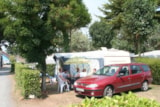 Pitch - Pitch with electricity - Quickstop - Camping LE PANORAMIC
