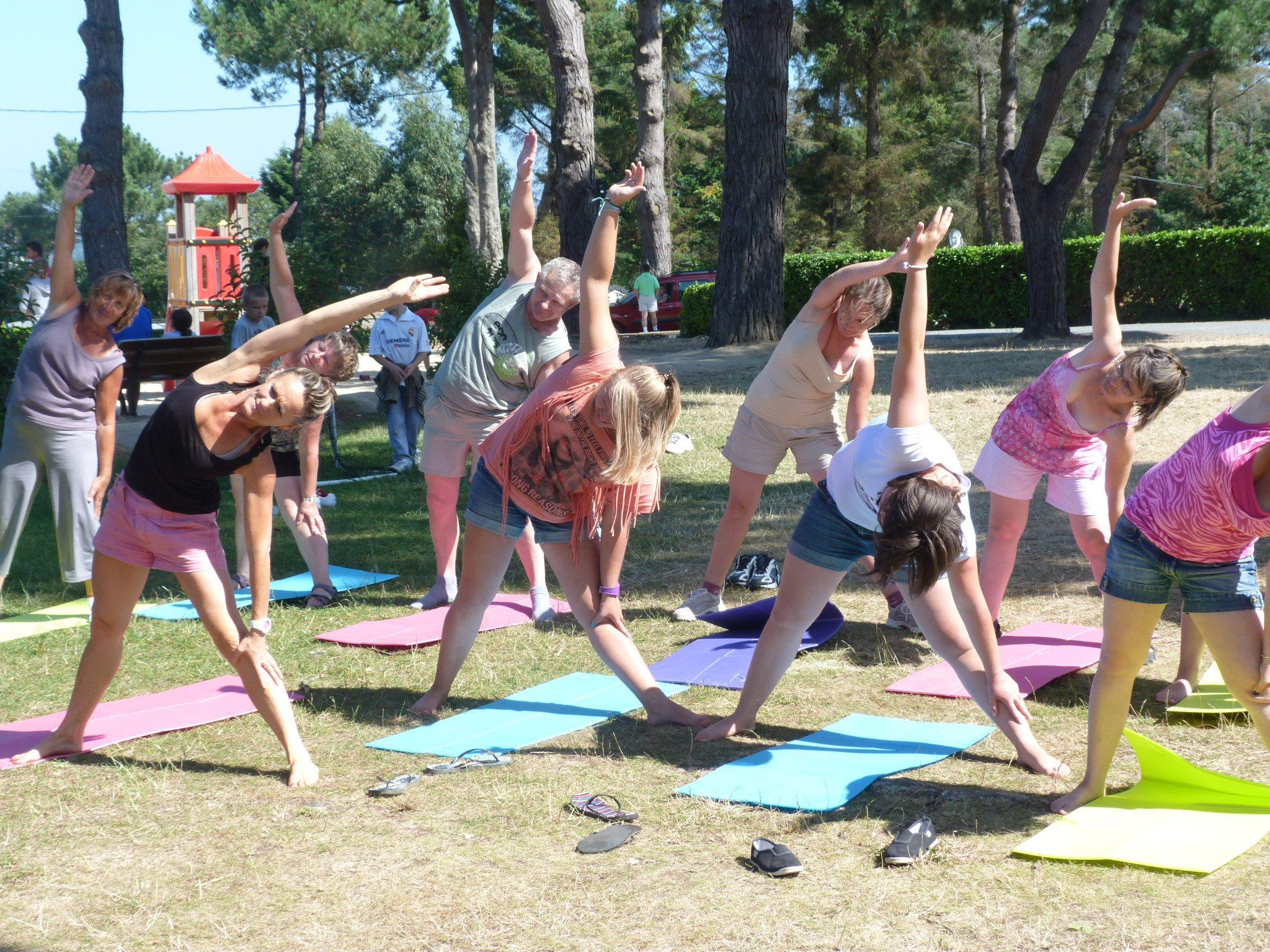 Sport activities Camping LE PANORAMIC - Binic
