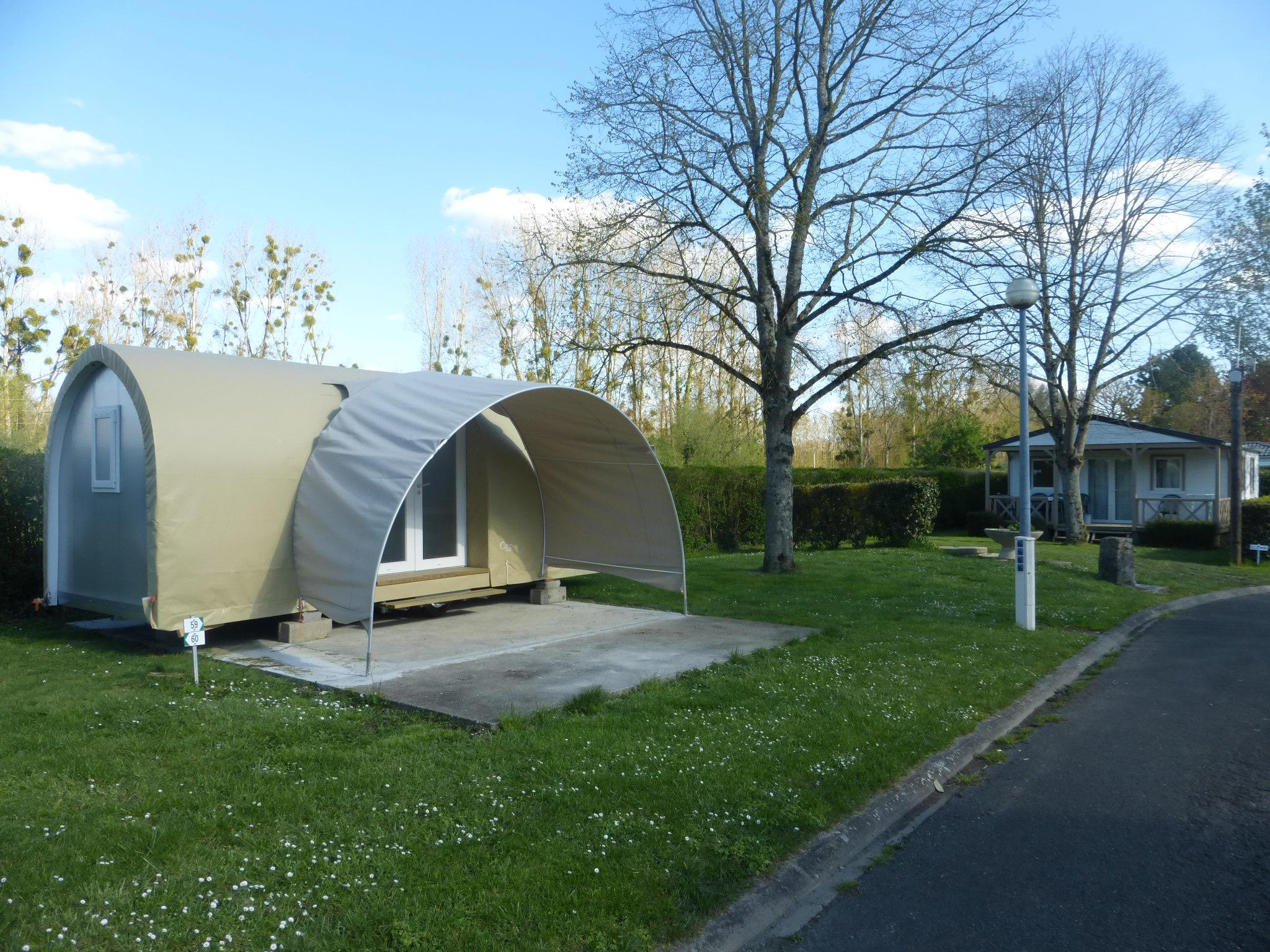 Accommodation - Cocosweet - Camping La Citadelle