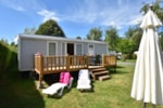 Locatifs - DUODELUXE / Mobil-home 4 pers. LUXE - Camping La Citadelle