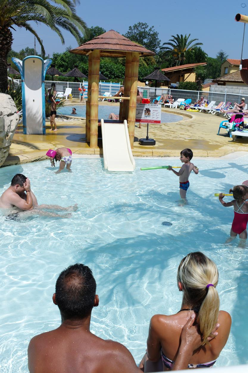 Wheelchair friendly Camping Etoile d'Or - ARGELES SUR MER