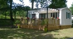 Mobile Home Super Titania Confort - 2 Bedrooms