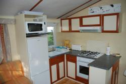 Mobilhome Calypso Panoramique - 2 bedrooms -