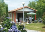 Huuraccommodaties - Chalet - Camping Sites et Paysages LOU P'TIT POUN