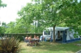 Pitch - Pitch Standard - Camping Sites et Paysages LOU P'TIT POUN