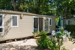 Mobile Home 2 bedrooms Gamme Confort +  (25 m²)