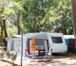 Piazzole - Piazzola Tenda o Roulotte - Camping Texas