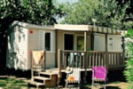 Rental - Cottage Savanah GRAND CONFORT PLUS - Camping Club Le Littoral