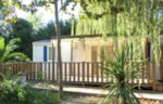 Rental - Mobil-home SUPER CONFORT - adapted to the people with reduced mobility - Camping La Marende ****