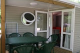 Rental - Mobile home Confort+ 33-35m² (3 bedrooms) - Flower Camping Lac du Marandan