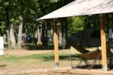 Rental - Freeflower Confort 24m² (2 bedrooms) + sheltered terrace 13m² (without private facilities) - Flower Camping Lac du Marandan