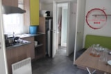Rental - Mobil Home Corail Confort 22m ² (2 bedrooms) + 1 car included - Flower Camping les Chênes Rouges