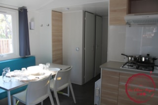 Mobil Home Grenadine Air-Conditioning Confort+ 29M² (3 Bedrooms) + 1 Car Included