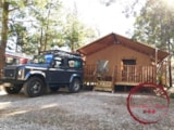 Rental - Lodge Terracotta Confort 38M² (2 Bedrooms) + 1 Car Included - Flower Camping les Chênes Rouges