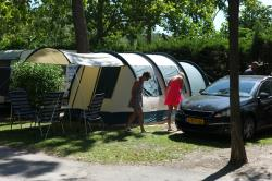 STANDARD Package: Pitch + 1 tent, caravan or motorhome + 1 car