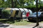 Pitch - STANDARD Package: Pitch + 1 tent, caravan or motorhome + 1 car - Airotel Camping Le Soleil