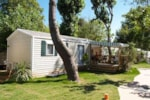 Rental - Mobile Home TAUTAVEL 29.5m² - 3 bedrooms - Airotel Camping Le Soleil