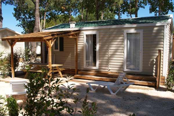 Mobile home Confort MAURY 27m² - 2 bedrooms