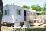 Rental - Mobile home BANYULS 23m² - 2 bedrooms - Airotel Camping Le Soleil