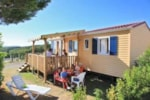 Rental - Cottage Luxe **** - 3 rooms (Panoramic view, Air-conditioning) - YELLOH! VILLAGE - DOMAINE D'ARNAUTEILLE