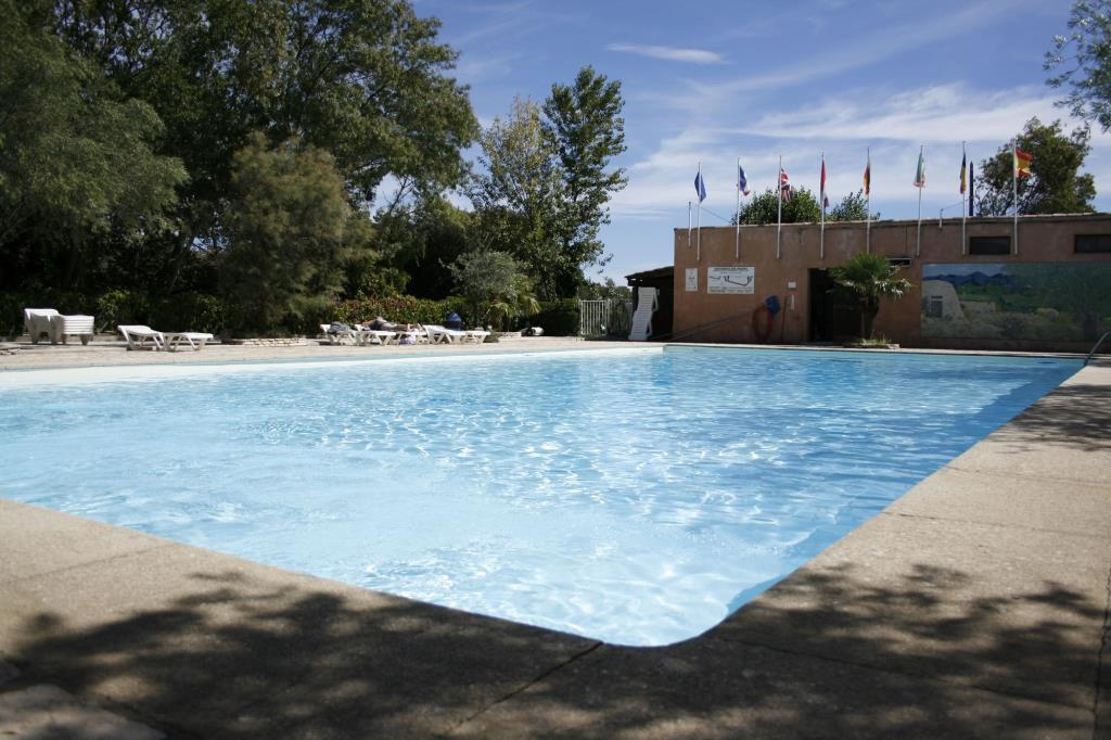 Camping L'oliveraie